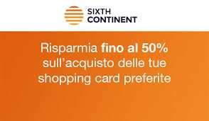 shopping card gratis